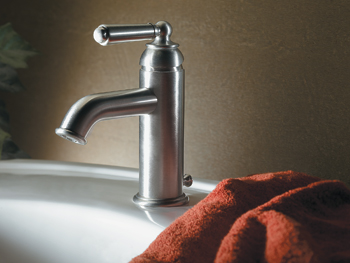 Single-Lever Faucet Series - Release Photo