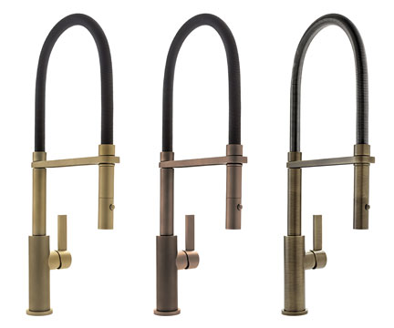 Designed For Cooking Enthusiasts California Faucets Culinary Series