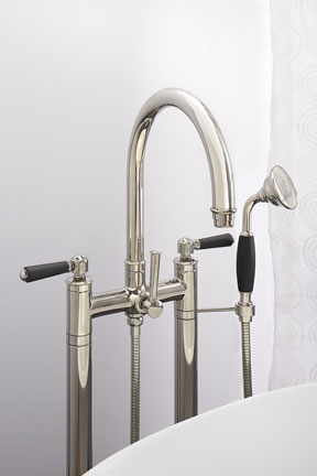 Palomar Art Deco Tub Filler