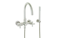 Asilomar ® Contemporary Wall Mount Tub Filler