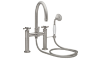 Multi-Series Traditional Deck Mount Tub Filler