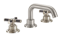 "Descanso® Bath 8"" Widespread Lavatory Faucet with 2-5/8"" Diameter ZeroDrain®"