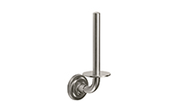 Descanso® Bath Vertical Spare Toilet Paper Holder - Knurl