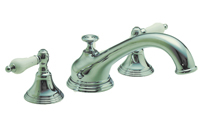 Huntington Roman Tub Trim Set