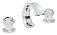"Manhattan 8"" Widespread Lavatory Faucet"