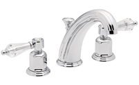 "Crystal Cove 8"" Widespread Lavatory Faucet"