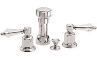 Crystal Cove Bidet Set