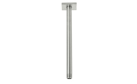 "12"" Ceiling Shower Arm - Square Base"