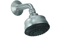 Water Efficient Traditional Multi-Function Showerhead Kit