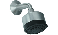 Contemporary Multi-Function Showerhead Kit