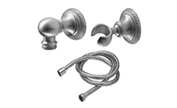 La Jolla Wall Mounted Handshower Kit - Rope