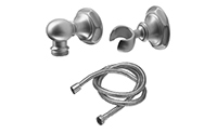 Venice Wall Mounted Handshower Kit - Hex
