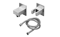 Aliso Wall Mounted Handshower Kit - Rectangle