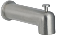 Bel Canto Contemporary Diverter Tub Spout for Pressure Balance