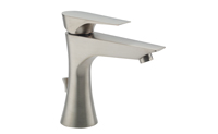 "Diva Single Hole Lavatory Faucet with 2-1/4"" flange ZeroDrain<sup>®</sup>"