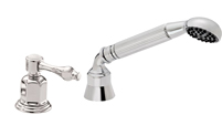Encinitas Cobra Handshower & Diverter Trim Only for Roman Tub