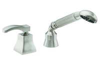 Avila Cobra Handshower & Diverter Trim Only for Roman Tub