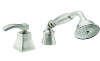 Avila Traditional Handshower & Diverter Trim Only for Roman Tub