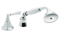 Monterey Traditional Handshower & Diverter Trim Only for Roman Tub