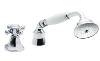 Venice Traditional Handshower & Diverter Trim Only for Roman Tub
