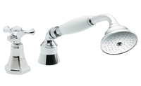 Catalina Traditional Handshower & Diverter Trim Only for Roman Tub