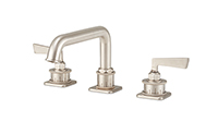 Steampunk Bay™ Complete Low Spout Roman Tub Set