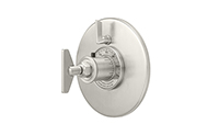 Steampunk Bay™ StyleTherm Round with Single Volume Control - Blade Handle