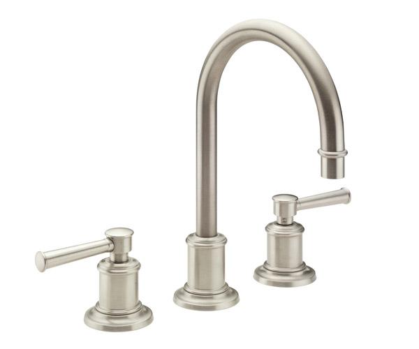 Miramar 8 Widespread Lavatory Faucet 4802
