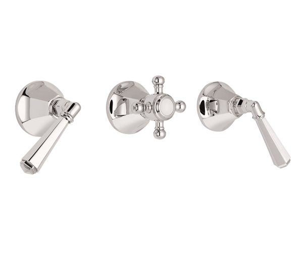 Monterey 3 Handle Tub And Shower Trim Only TO 4603L