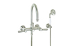Traditional Wall Mount Tub Filler (1306-XX.20) - Image 1