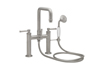 Traditional Deck Mount Tub Filler (1408-XX.20) - Image 1