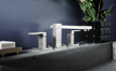 "8"" Widespread Lavatory Faucet with 2-5/8"" Diameter Flange (7702ZF) - Image 1"