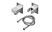 Wall Mounted Handshower Kit - Rectangle (9125-72) - Image 1