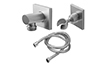 Wall Mounted Handshower Kit - Square (9125-77) - Image 1