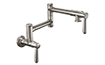Pot Filler - Dual Handle Wall Mount - Traditional (K10-200-XX) - Image 1