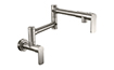 Pot Filler - Dual Handle Wall Mount - Contemporary (K51-201-E4) - Image 1