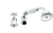 Traditional Handshower & Diverter Trim Only for Roman Tub (TO-34.13.20) - Image 1