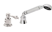Cobra Handshower & Diverter Trim Only for Roman Tub (TO-36.15.20) - Image 1