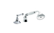 Traditional Handshower & Diverter Trim Only for Roman Tub (TO-38.13.20) - Image 1