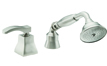 Traditional Handshower & Diverter Trim Only for Roman Tub (TO-44.13M.20) - Image 1