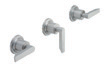 3 Handle Tub and Shower Trim Only (TO-4503L) - Image 1