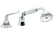 Traditional Handshower & Diverter Trim Only for Roman Tub (TO-50.13.20) - Image 1