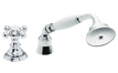 Traditional Handshower & Diverter Trim Only for Roman Tub (TO-60.13.20) - Image 1
