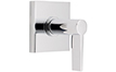 Wall Trim Only with Square Base Ring (TO-71-WC) - Image 1