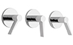 3 Handle Tub and Shower Trim Only (TO-7103L) - Image 1