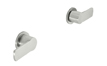 2 Handle Tub Or Shower Trim Only (TO-E406L) - Image 1