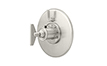StyleTherm Round with Single Volume Control - Blade Handle (TO-TH1L-85B) - Image 1