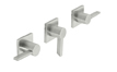 3 Handle Tub and Shower Trim Only (TO-E303CL) - Image 1