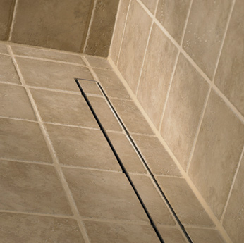 Imagine A Shower Floor Unlike Any You Ve Seen Before Sleek Clean And Graced By Drain So Elegant It Becomes Design Focal Point