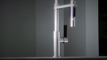 Pull-Down Kitchen Faucet - High Spout (K50-100-XX) - Video 3